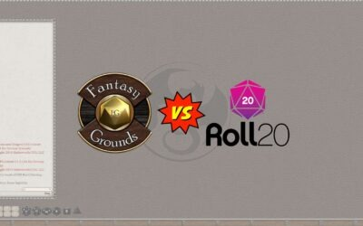 Fantasy Grounds Unity vs Roll20 – Why FGU is Better